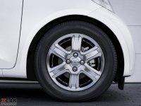 细节外观丰田iQ轮胎