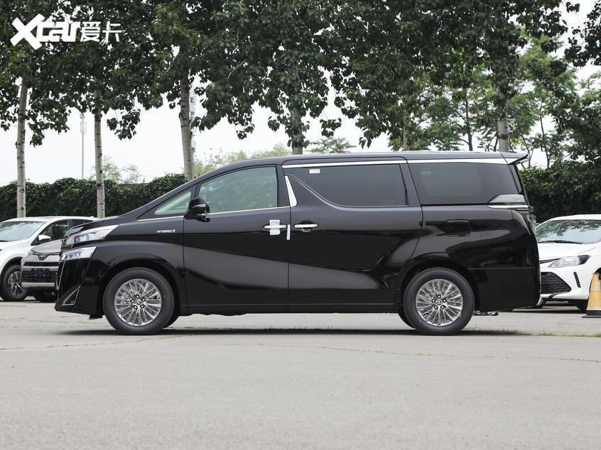 丰田(进口)2019款威尔法 双擎