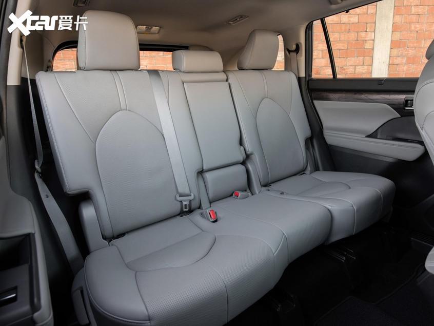 丰田(进口)2020款汉兰达