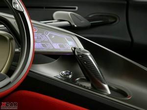 2006款丰田FT-HS 变速挡杆
