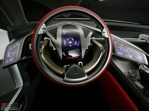 2006款丰田FT-HS 方向盘