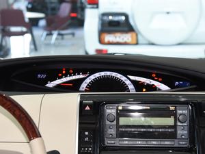 2012款2.4L 7人座标准版  仪表