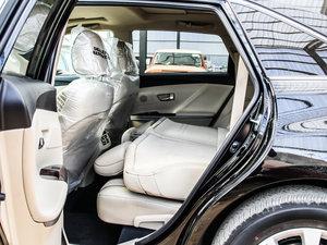 2013款2.7L 四驱至尊版 后排座椅放倒
