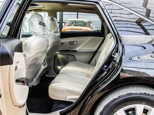 2013款2.7L 四驱至尊版 后排空间
