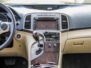 2013款2.7L 四驱至尊版 中控台