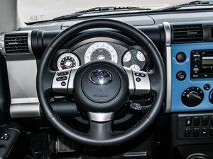 2013款4.0L 方向盘