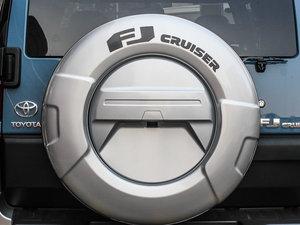 2013款4.0L 备胎