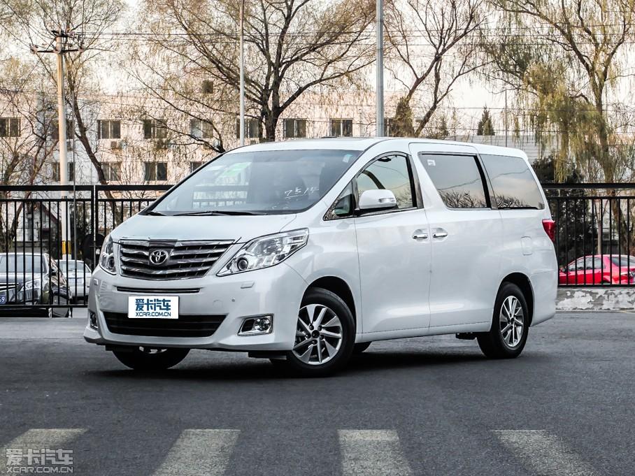 丰田(进口)2013款埃尔法