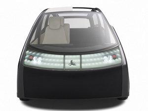 2007款概念车 整体外观