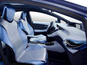 2012款概念车 空间座椅