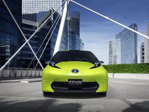 2010款概念车 整体外观