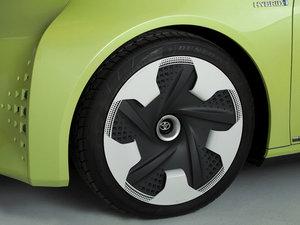 2010款概念车 细节外观