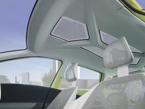 2010款概念车 空间座椅