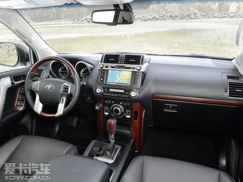 丰田 2014款普拉多高清图片