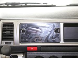 2011款2.7L 13座自动标准版 中控台显示屏
