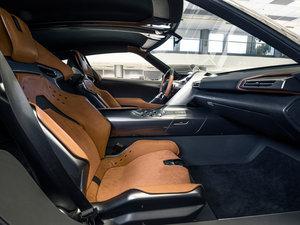 2014款Graphite Concept 空间座椅