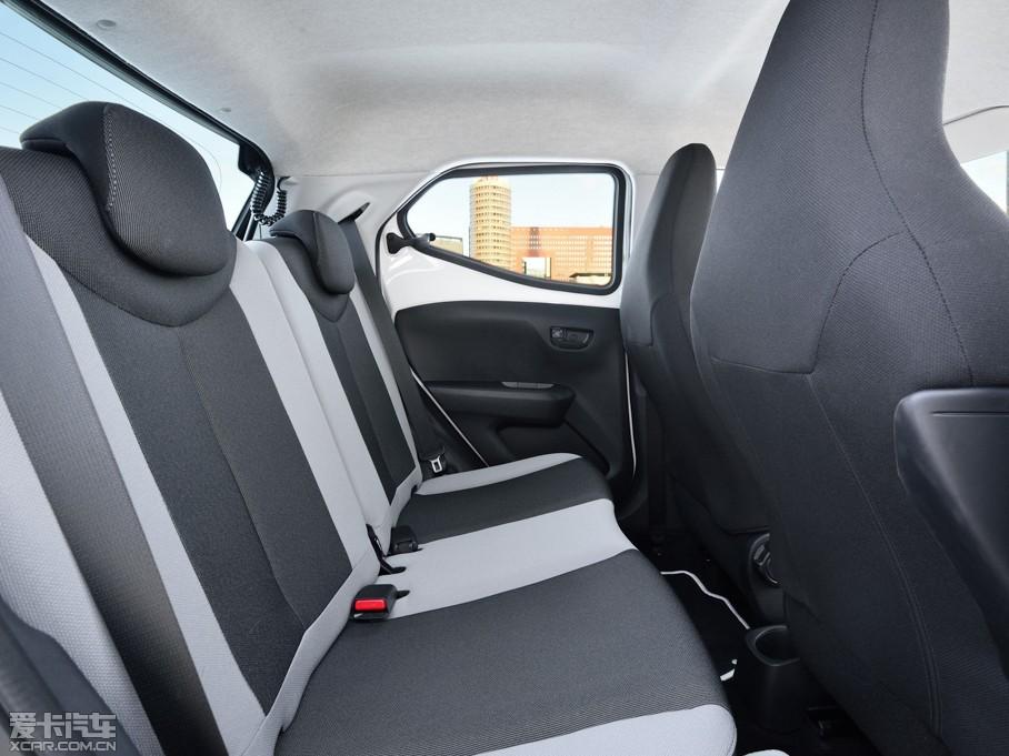 2014款丰田Aygo自动基本型