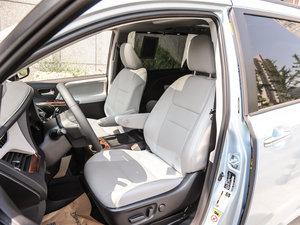 2015款3.5L 两驱L 前排座椅