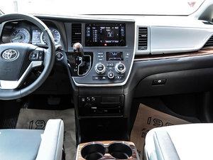 2015款3.5L 两驱L 中控台