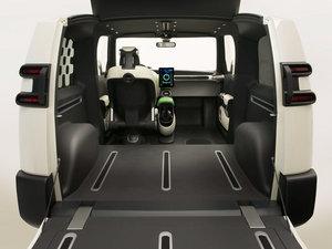 2014款概念车 空间座椅