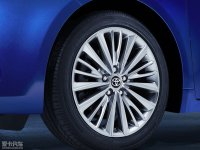 细节外观Avensis细节外观