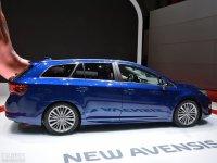 整体外观Avensis整体外观
