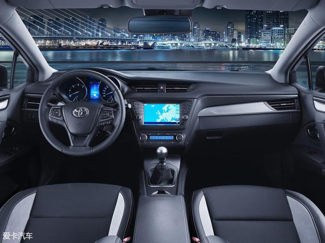 丰田(进口)2015款Avensis