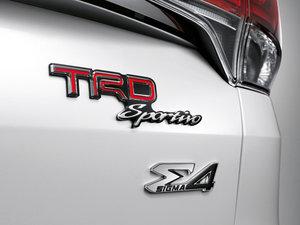 2016款TRD Sportivo 细节外观