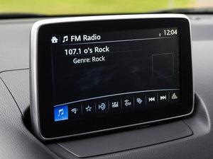 2016款sedan 中控区