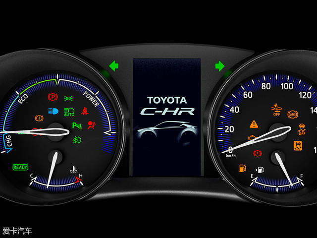 丰田(进口)2016款丰田C-HR