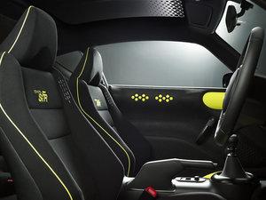 2016款概念车 空间座椅