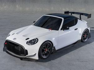 2016款Racing Concept 整体外观