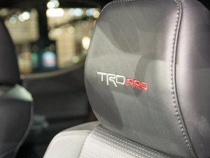 2016款TRD Pro 空间座椅