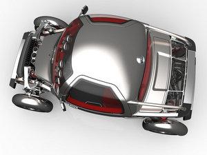 2016款概念车 整体外观