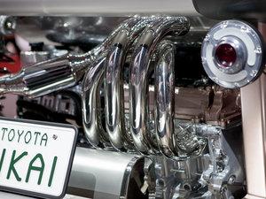 2016款概念车 细节外观