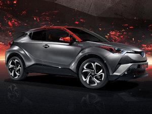 2017款Hy-Power Concept 整体外观