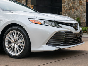 2018款XLE 汽油版 细节外观