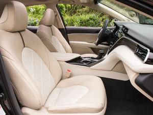 2018款XLE 汽油版 空间座椅
