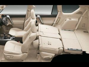 2017款欧规版 空间座椅