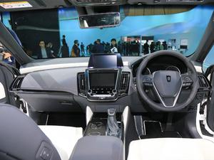 2018款概念车 中控区