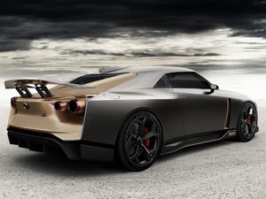 2018款GT-R50 整体外观