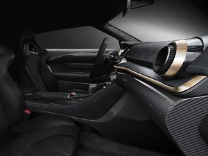 2018款GT-R50 空间座椅