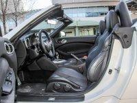 空间座椅日产370Z前排空间