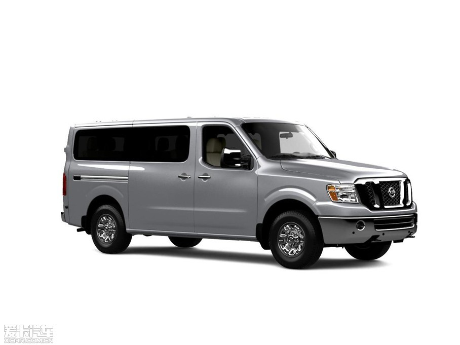 2012款日产NV3500HD passenger van
