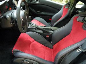 2015款3.7L Nismo 空间座椅