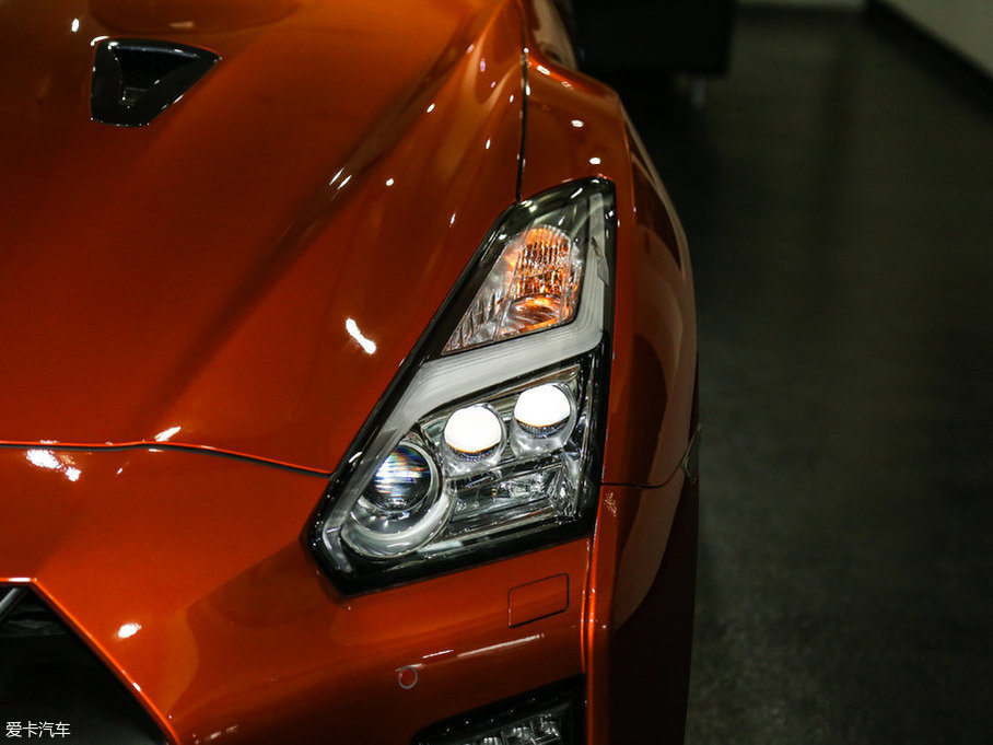2017款日产GT-R3.8T 旗舰版