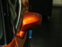 细节外观日产GT-R后视镜