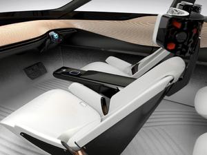2017款概念车 空间座椅