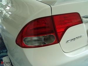 2009款1.3L 混合动力 尾灯