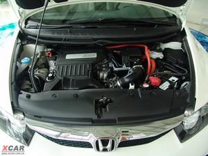 2009款1.3L 混合动力 发动机